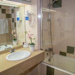Luna Hotel Da Oura 4* Апартаменты с различными типами кроватей фото 13
