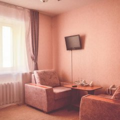 Гостиница 7 Семь Холмов 3* Люкс с различными типами кроватей фото 7