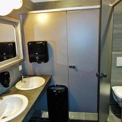 Train Hostel Кровать в общем номере с двухъярусной кроватью фото 7