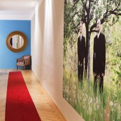 Small Luxury Hotel Altstadt Vienna 4* Стандартный номер с различными типами кроватей фото 17