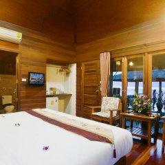 Отель Lipa Bay Resort комната для гостей фото 5