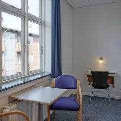 BB-Hotel Vejle Park 3* Стандартный номер с двуспальной кроватью фото 4