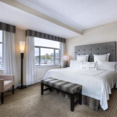 Отель Granville Island Hotel Канада, Ванкувер - отзывы, цены и фото номеров - забронировать отель Granville Island Hotel онлайн комната для гостей фото 3
