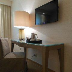 Отель Starhotels Michelangelo 4* Улучшенный номер с различными типами кроватей фото 2