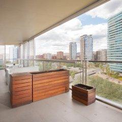 Апартаменты Rent Top Apartments Beach-Diagonal Mar Улучшенные апартаменты фото 24