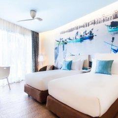 Отель OZO Chaweng Samui 3* Стандартный номер с различными типами кроватей фото 2