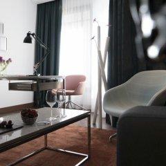 Radisson Blu Royal Hotel Brussels 4* Люкс с различными типами кроватей фото 6