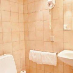 Отель Saga Hotel Дания, Копенгаген - 8 отзывов об отеле, цены и фото номеров - забронировать отель Saga Hotel онлайн ванная фото 4