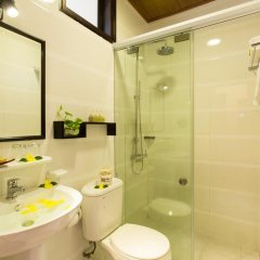 Отель Phu Thinh Boutique Resort & Spa 4* Улучшенный номер с различными типами кроватей фото 4
