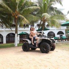 Отель Royal Beach Resort Шри-Ланка, Индурува - отзывы, цены и фото номеров - забронировать отель Royal Beach Resort онлайн спортивное сооружение
