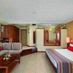 Отель Shandrani Beachcomber Resort & Spa All Inclusive 5* Улучшенный номер фото 4