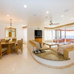 Отель Baja Point Resort Villas Мексика, Сан-Хосе-дель-Кабо - отзывы, цены и фото номеров - забронировать отель Baja Point Resort Villas онлайн комната для гостей фото 4