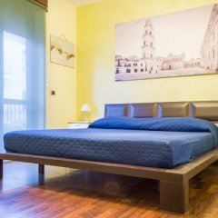 Отель Parini Suite B&B Лечче комната для гостей фото 2
