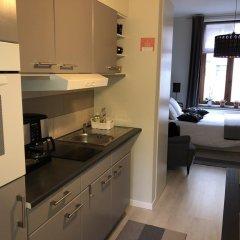 Отель Place Jourdan Petit Appartement Бельгия, Брюссель - отзывы, цены и фото номеров - забронировать отель Place Jourdan Petit Appartement онлайн в номере фото 2