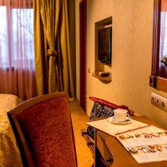 Гостиница Євроотель 3* Полулюкс с двуспальной кроватью фото 3