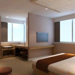 Отель China Mayors Plaza 4* Представительский люкс с различными типами кроватей фото 7