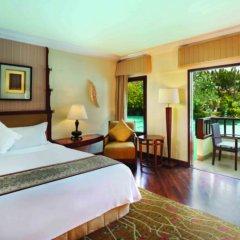 Отель The Laguna, a Luxury Collection Resort & Spa, Nusa Dua, Bali 5* Номер Делюкс с различными типами кроватей