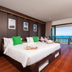 Отель Simple Life Cliff View Resort 3* Номер Делюкс с различными типами кроватей фото 15
