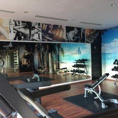 Отель Suites Malecon Cancun фитнесс-зал фото 4