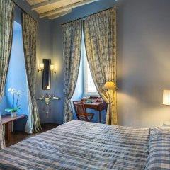 Отель Casa Howard Guest House Rome (Capo Le Case) 3* Номер Комфорт с различными типами кроватей фото 2