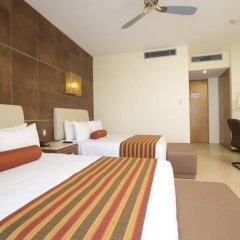 Отель Krystal Urban Cancun комната для гостей фото 3