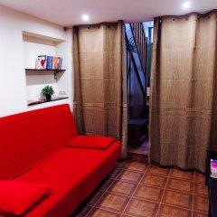 Бугров Хостел Стандартный номер с разными типами кроватей (общая ванная комната) фото 5