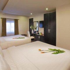 Sunrise Central Hotel 3* Стандартный семейный номер с двуспальной кроватью фото 7