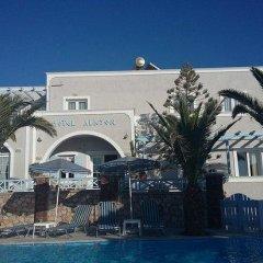 Alkyon Hotel бассейн фото 3