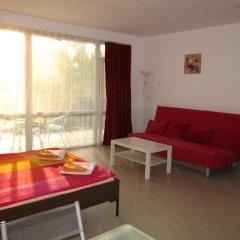 Отель Aparthotel Cote D'Azure 3* Студия Эконом с различными типами кроватей фото 22