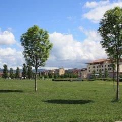 Отель Hilton Garden Inn Novoli Флоренция спортивное сооружение