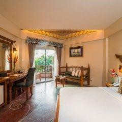Отель Aonang Princeville Villa Resort and Spa 4* Номер Делюкс с различными типами кроватей фото 7