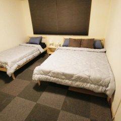 The City Hostel Hongdae комната для гостей фото 5