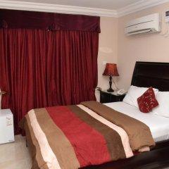 Отель The Emperor Place (Annex) Нигерия, Лагос - отзывы, цены и фото номеров - забронировать отель The Emperor Place (Annex) онлайн комната для гостей фото 4