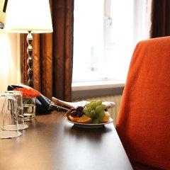 Queen's Hotel в номере