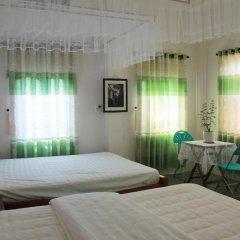 Отель Sac Xanh Homestay Стандартный номер с 2 отдельными кроватями