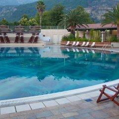 Hotel Slovenska Plaža бассейн фото 2