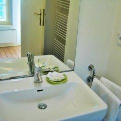 Отель Garden Residence Prague Castle Чехия, Прага - отзывы, цены и фото номеров - забронировать отель Garden Residence Prague Castle онлайн ванная