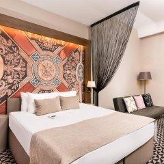 Hotel Moments Budapest 4* Полулюкс с различными типами кроватей фото 3