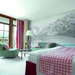 Отель A-ROSA Kitzbühel 5* Улучшенный номер с различными типами кроватей фото 2