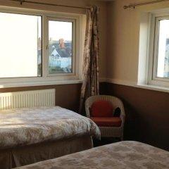 The Brentwood Hotel комната для гостей фото 4