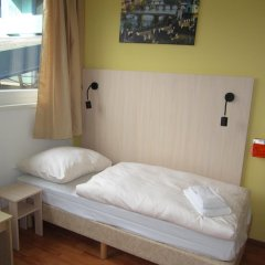 Отель a&o Prag Metro Strizkov 3* Стандартный номер с различными типами кроватей фото 3