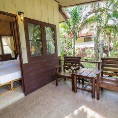 Отель Coco Palm Beach Resort 3* Бунгало с различными типами кроватей фото 7