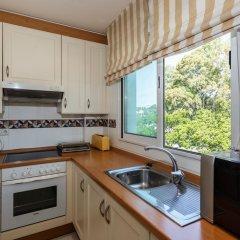 Отель Coral Beach Aparthotel 4* Апартаменты с различными типами кроватей фото 11