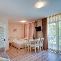 Отель Aparthotel Dawn Park Болгария, Солнечный берег - отзывы, цены и фото номеров - забронировать отель Aparthotel Dawn Park онлайн комната для гостей фото 5