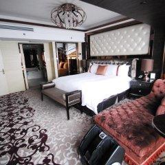 Shan Dong Hotel 4* Стандартный номер с различными типами кроватей