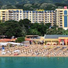 Отель Grifid Arabella Hotel - Все включено Болгария, Золотые пески - отзывы, цены и фото номеров - забронировать отель Grifid Arabella Hotel - Все включено онлайн пляж