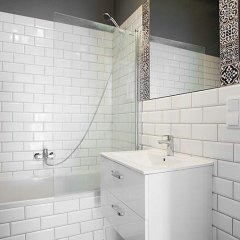 Отель Hostel Incepcja Польша, Вроцлав - отзывы, цены и фото номеров - забронировать отель Hostel Incepcja онлайн ванная