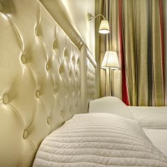 Hotel Capitol 4* Стандартный номер с 2 отдельными кроватями фото 7