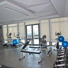 Отель The Fuse фитнесс-зал фото 2