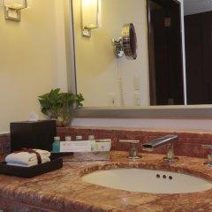 Отель Reflect Krystal Grand Cancun Улучшенный номер с различными типами кроватей фото 21